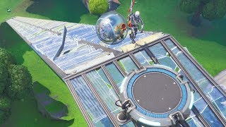 ניסינו לעוף לשמיים עם הכדור + החלטתי להרוג את עצמי עם ארפיגי בסוף המשחק בפורטנייט !
