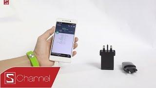 Schannel - Ứng dụng Ampere : giúp bạn phân biệt sạc xịn và dởm