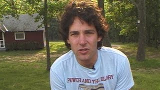 FLASHBACK: 'Wet Hot American Summer' Cast Relive Real-Life Camp Experience on Set