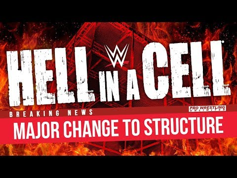 BREAKING NEWS: WWE Reveals Major Change To The Hell In A Cell Structure