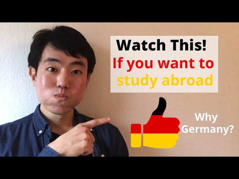 7 Reasons To Come To Germany Ll Why I Came To Germany For A Master Program (Study In Germany)ll