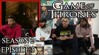 Game of Thrones Season 2 Episode 5 Reaction/Review