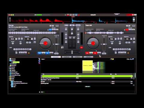 VirtualDj Tutorial-How to Mix 2 Songs with Different Bpm