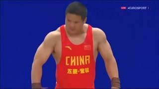 2015 World Weightlifting Championships Men 94 kg Houston USA full