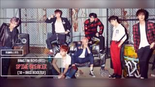 [3D+BASS BOOSTED] BTS 방탄소년단 - SPINE BREAKER 등골브레이커 | bumble.bts