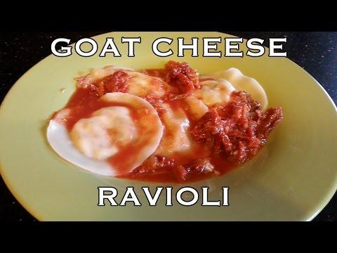 Walt Disney Sonoma Grill Goat Cheese Ravioli Recipe | Episode 5