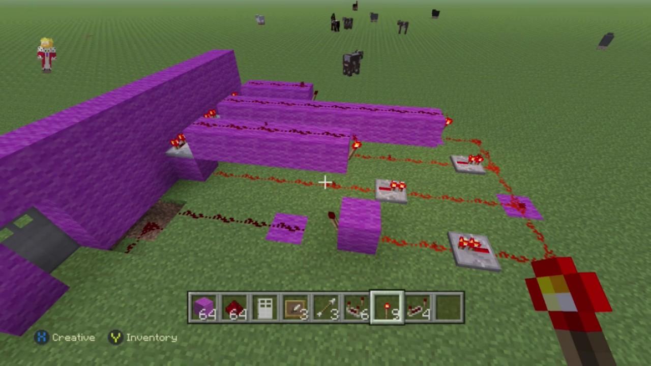 how to build redstone minecraft stuff