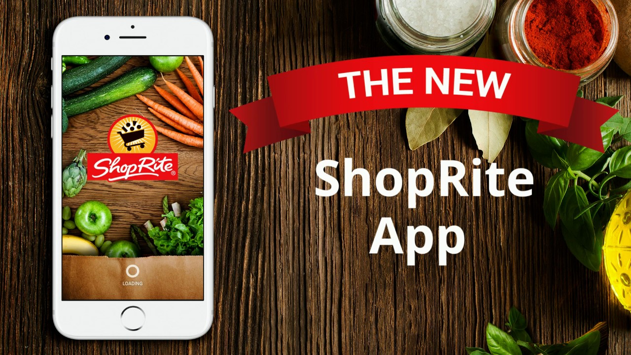 New ShopRite App on mobile web design, mobile hair salon, mobile funeral services, mobile coffee, providence home services,