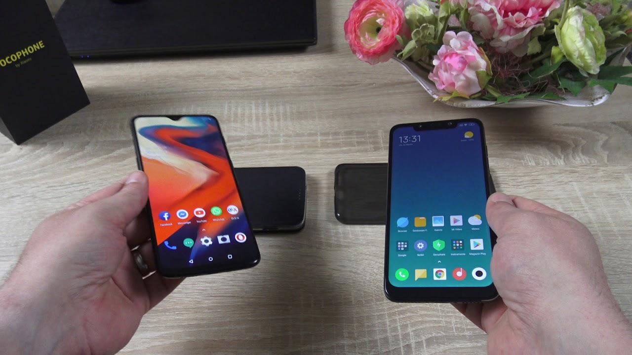 De ce sa cumperi Xiaomi Pocophone F1 si nu OnePlus 6T!?