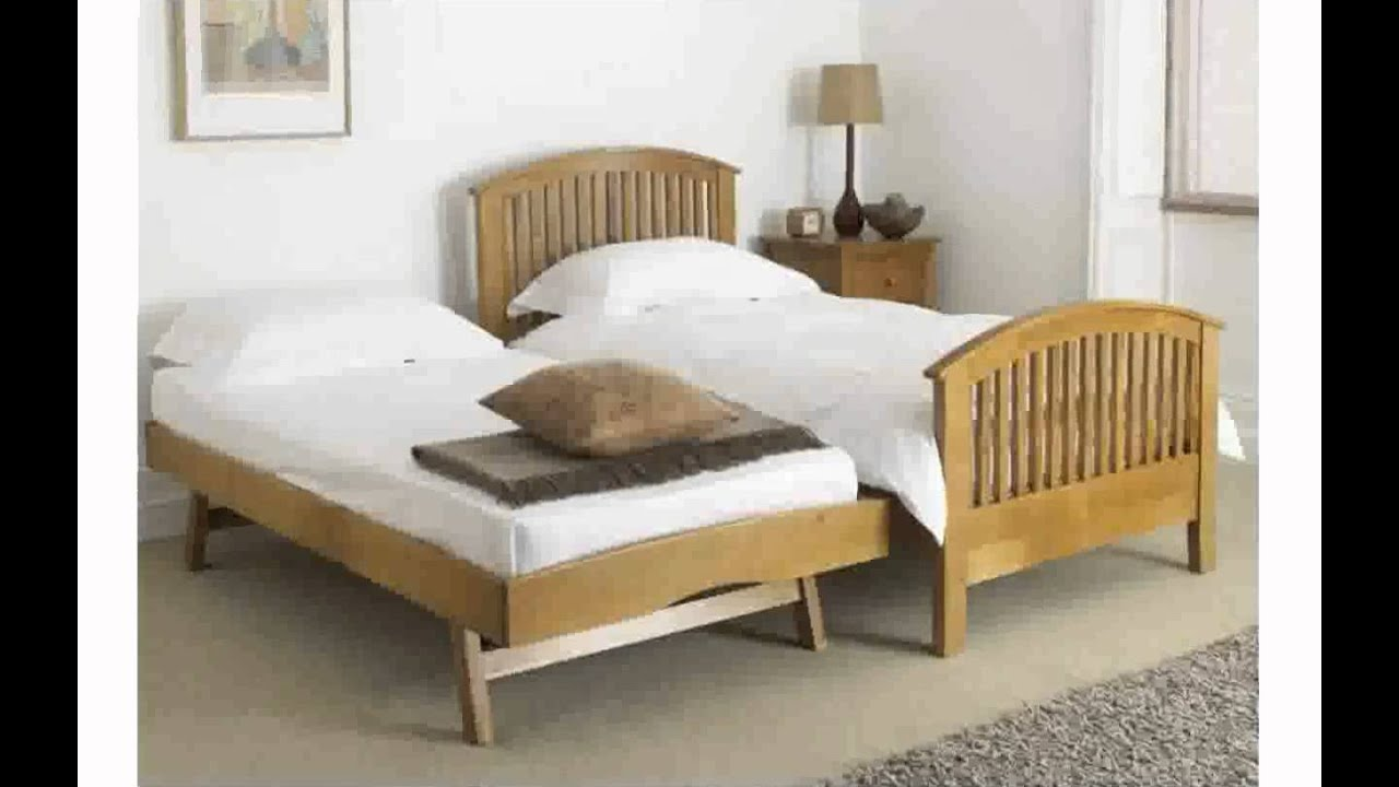 Trundle Twin Bed Youtube