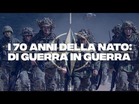 I 70 ANNI DELLA NATO: DI GUERRA IN GUERRA (IT/FR/PT/RO/EN/TUR/SP/DAN/NL/DE/RU)