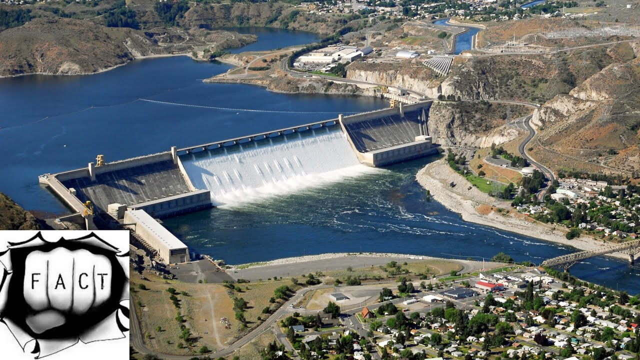 Top 10 st Hydroelectric Power Stations In The World