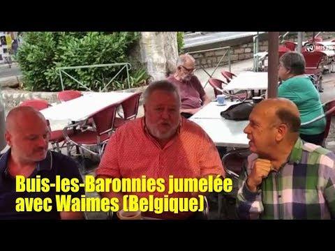 sem32   7 Août   Jean Pierre BUIX a rencontré le Bourgmestre Daniel Stoffels