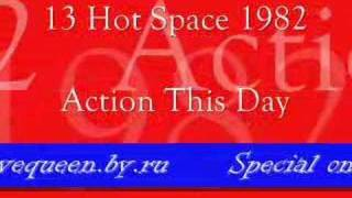 Action This Day (special online music)