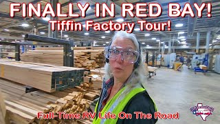 Tiffin Motorhomes Factory Tour | How It's Made