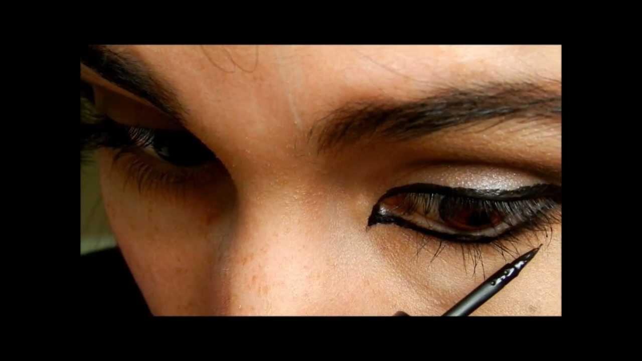 The Legend Of Zelda Sheik Makeup Tutorial Youtube
