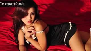 photo shoot fashion model dewi purnama