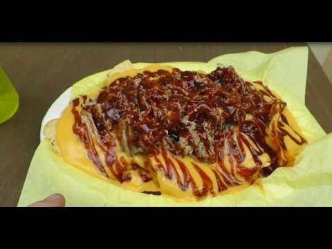 A Six Flags favorite food item Nachos? Not mine either - YouTube - six flags food