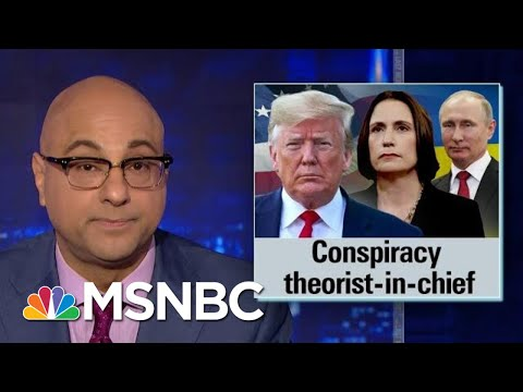 Trump Continues Pushing Debunked Ukraine Conspiracy Theories | The Last Word | MSNBC