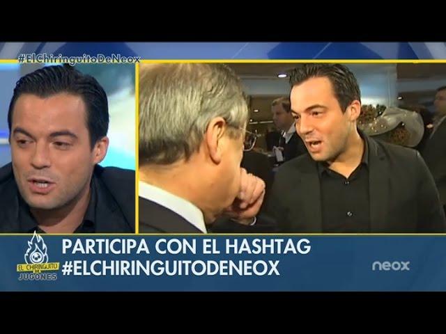 Los 5 Momentos Mas Memorables De Nacho Pena En El Chiringuito