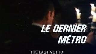 Le Dernier Metro, 1980, trailer