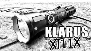 CETTE LAMPE EST AUSSI PUISSANTE QU 39 UN PHARE DE VOITURE KLARUS XT11X