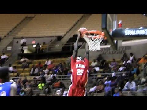 De'Runnya Wilson: Basketball highlights from his time at Wenonah High School