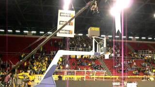 FENERBAHçE Taraftarı - Futbol Şidettir  FB - trabzon Basketbol !.lig Karşılaşması