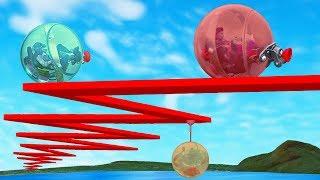 FORTNITE SURVIVE The Longest BALLER TIGHTROPE Challenge! (Fortnite Creative)