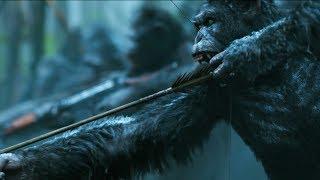 Планета обезьян: Война в RealD 3D