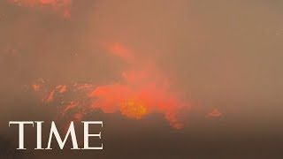 A Wildfire In Southern California Has Prompted Thousands Of Evacuations | TIME