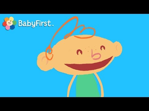 It's Raining, It's Pouring with Lyrics | Music Videos | BabyFirst TV