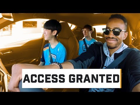 London Spitfire's Gesture and Profit: Access Granted