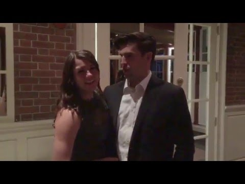 Music Man Entertainment Testimonials - Amy & Chuck @ The Canfield Casino in Saratoga Springs, NY