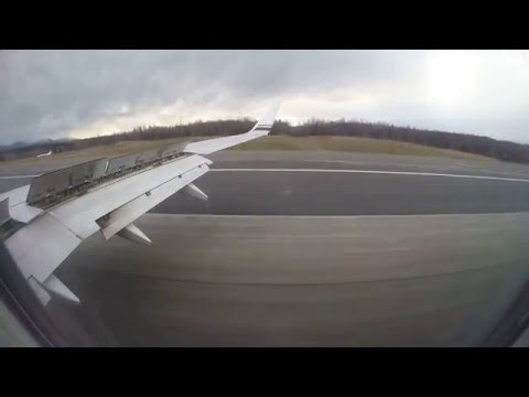 Ted Stevens Anchorage International Airport (PANC) final approach