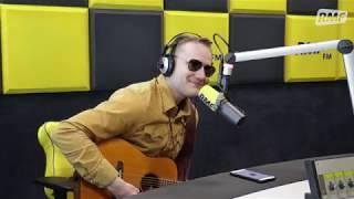 Rozśpiewany Mrozu w RMF FM
