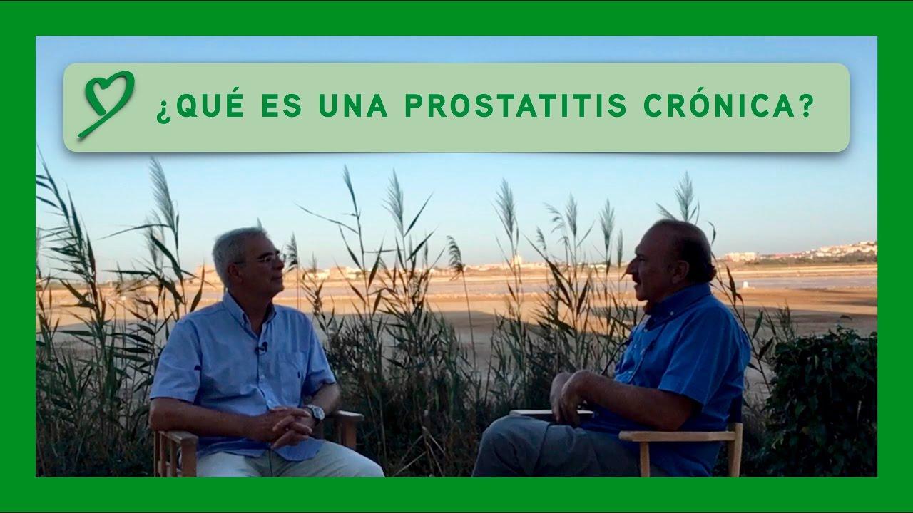 ansiedad y prostatitis crónica