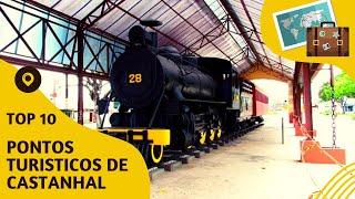 10 pontos turisticos mais visitados de Castanhal