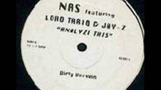 Nas ft. Jay-Z & Lord Tariq - Analyze This (????)