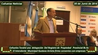 Cañuelas Tendrá una delegación Del Registro de Propiedad de la Provincia Bs As