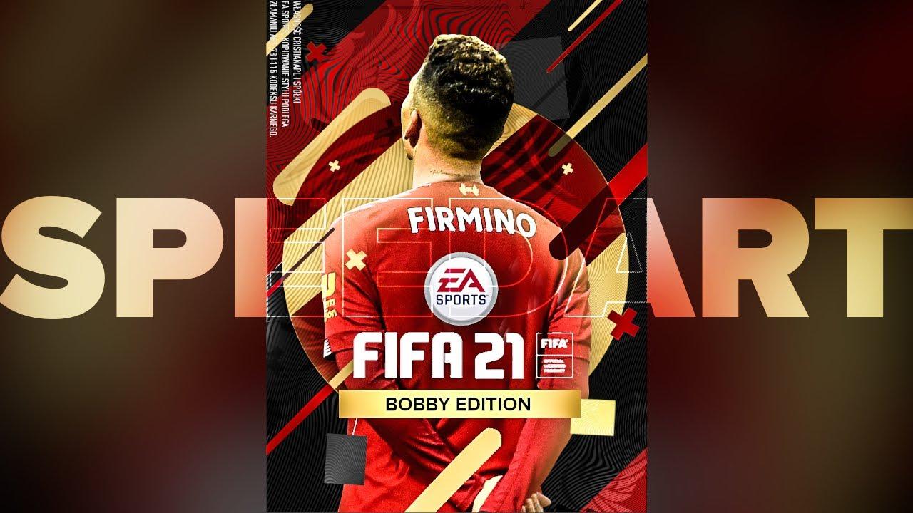 FIFA 21 SPEEDART COVER #105 - YouTube