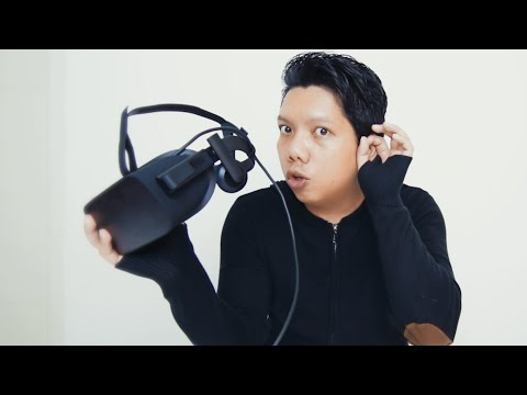 OCULUS RiFT CV1 UNBOXiNG | Indonesia