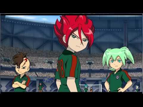 inazuma eleven Best Eleven vs Battle Eleve- (Sin Subtitulos)