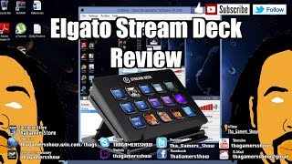 SE04EP253: The Elgato Stream Deck Review and Setup