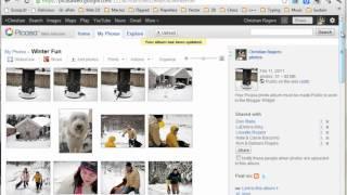 Blogger Slideshow Widget