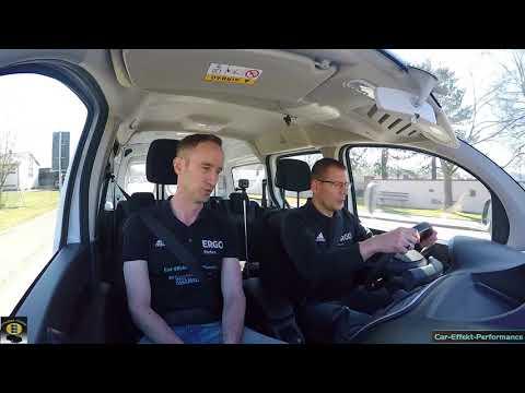 Renault Kangoo Z.E. 33 Maxi 5 Sitzer Vollelektrisch, Kompletttest, Rundumtest Testbericht Review