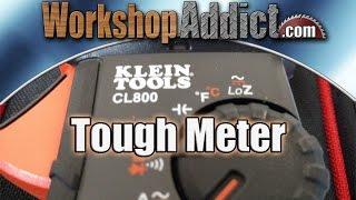 Klein Tools Tough Meter MM700 & CL800