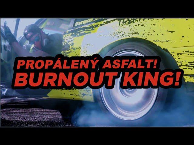 Propálený asfalt na burnout king! | Poslední jízda s S14 před poruchou | Zapal to fest