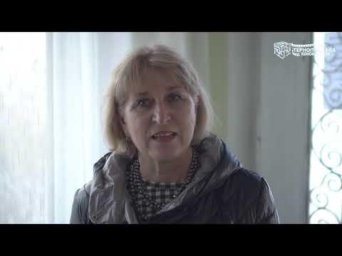Валентина Семеняк-Штангей про Володимира Штангея.