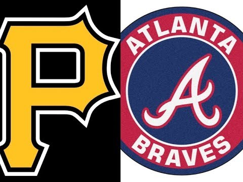 Pirates VS Braves AWAY